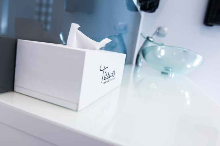 blur box clean contemporary