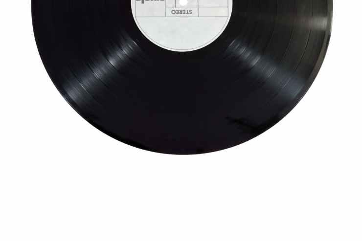black record vinyl