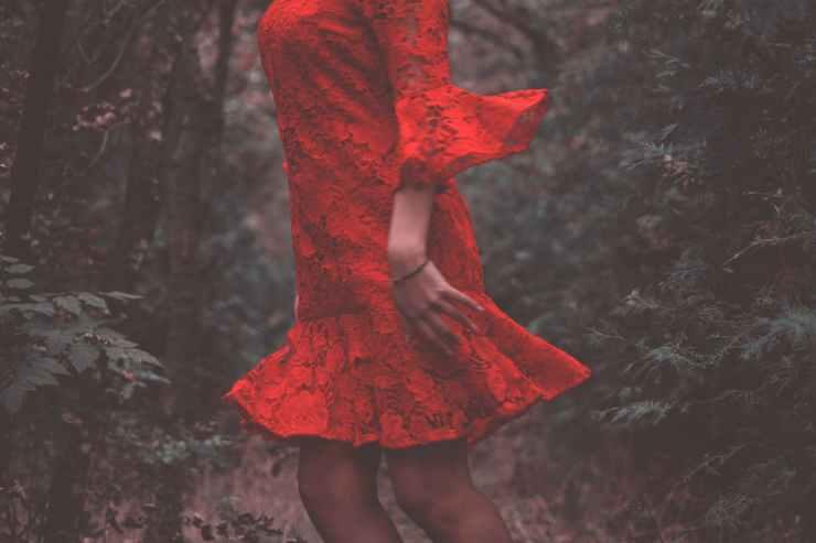dress fashion female girl